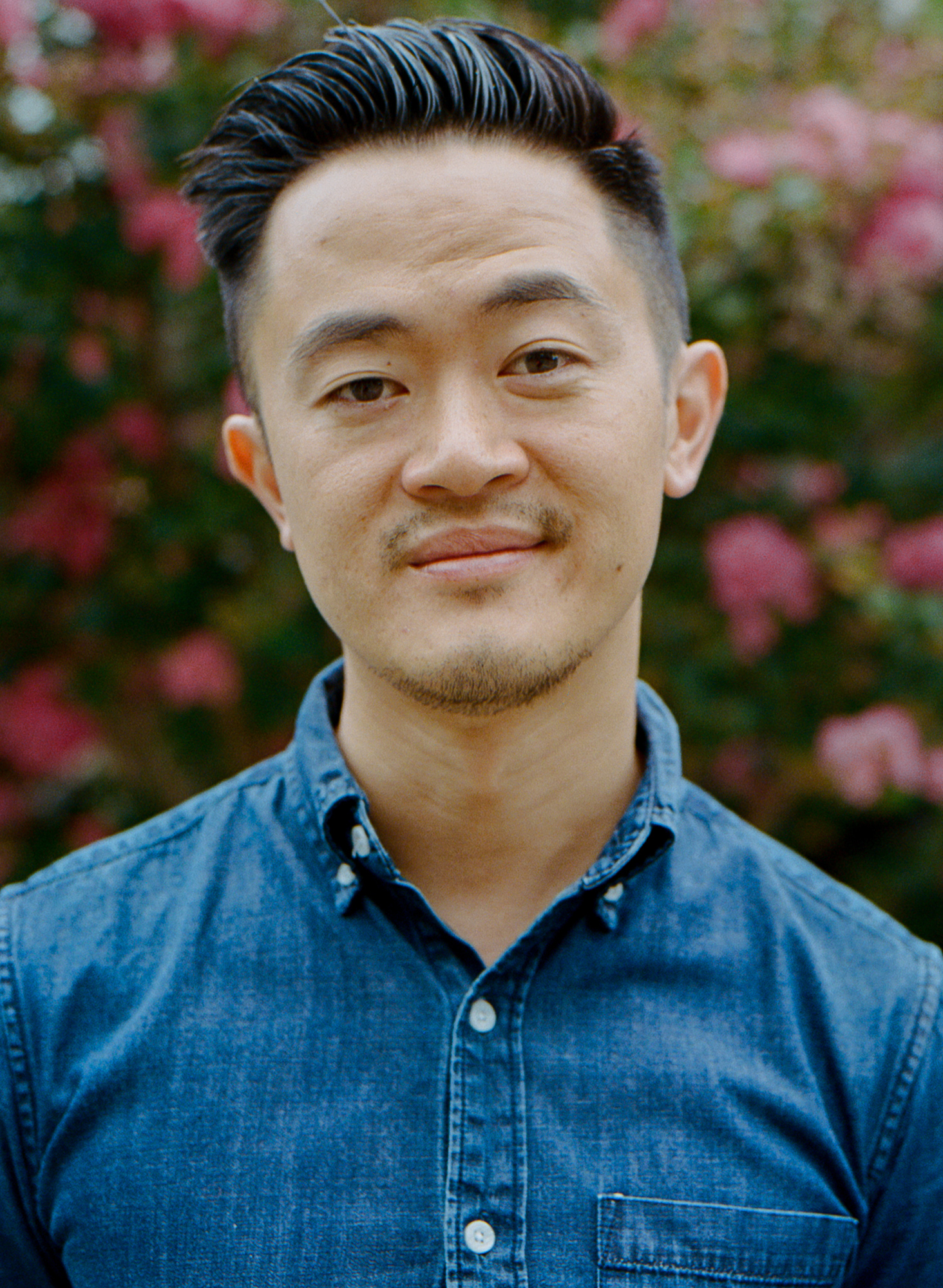 Benjamin Law: a prominent Australian author, journalist and presenter portrait by Aaron VIII