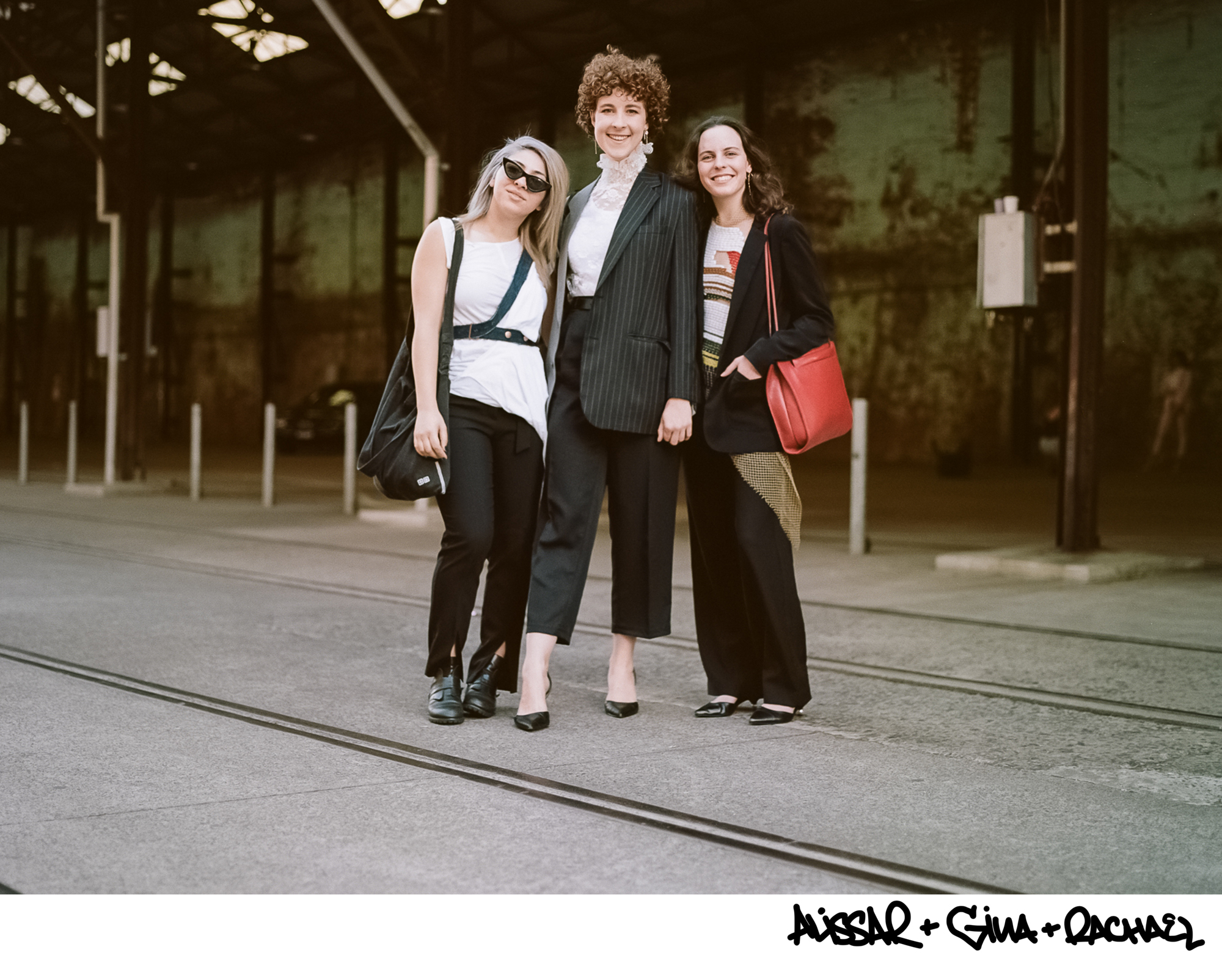The Innovators: Alissar H, Gina Snodgrass & Rachael O'Brien of OF RO MBFWA18