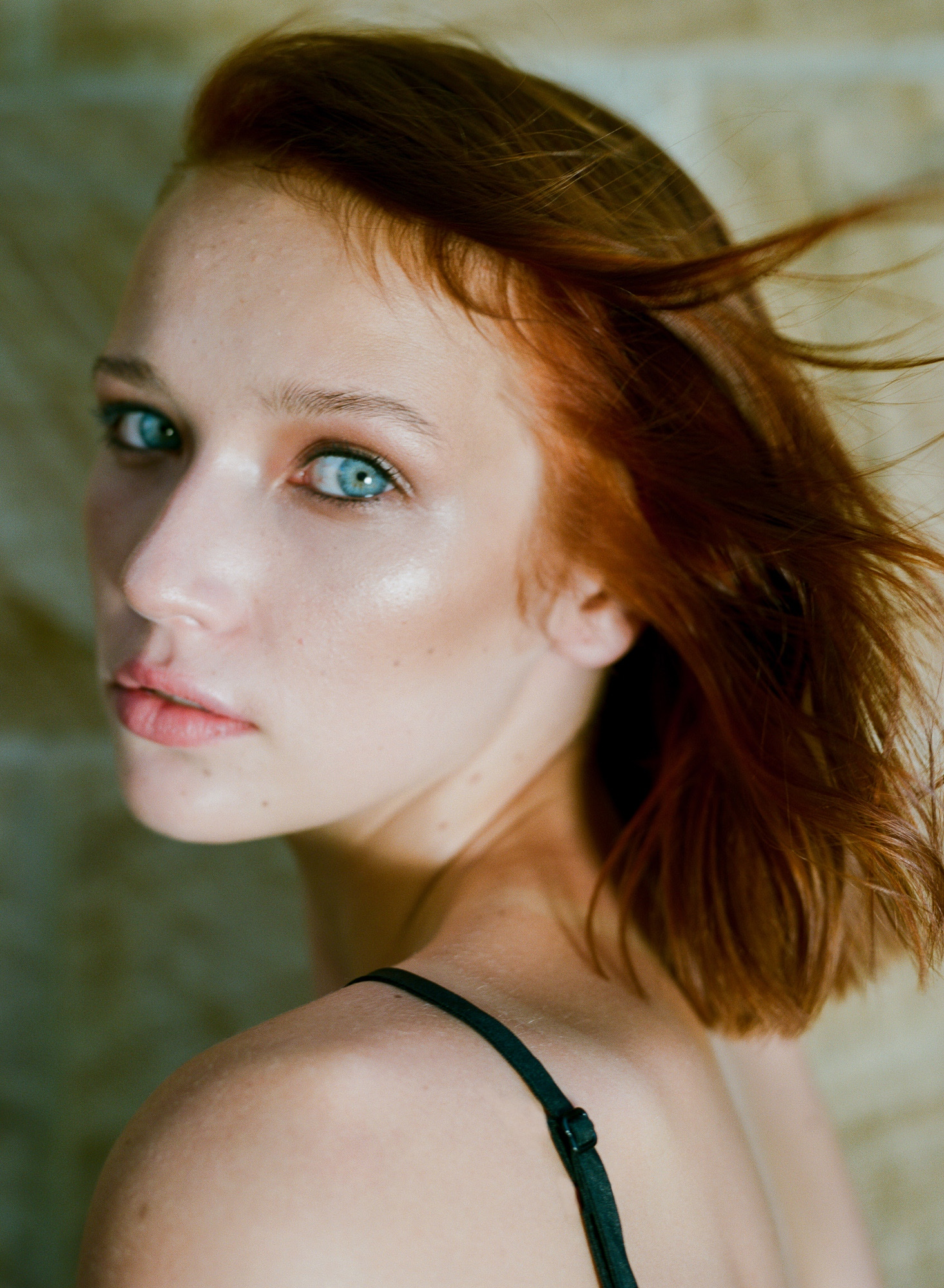 Model development shoot with new face Abbie Wood The MGMT Sydney