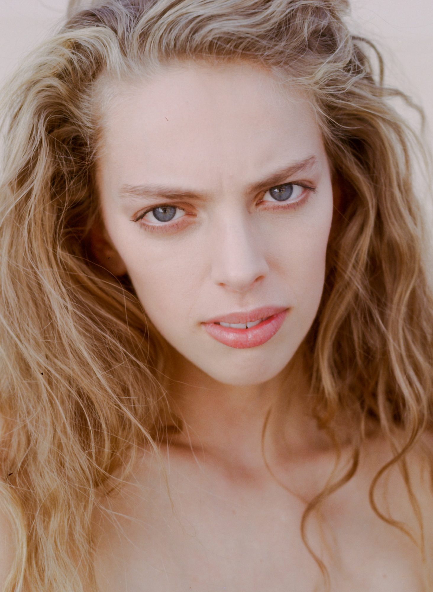 Go-see with Dutch model Jitte Oerlemans Chic Management